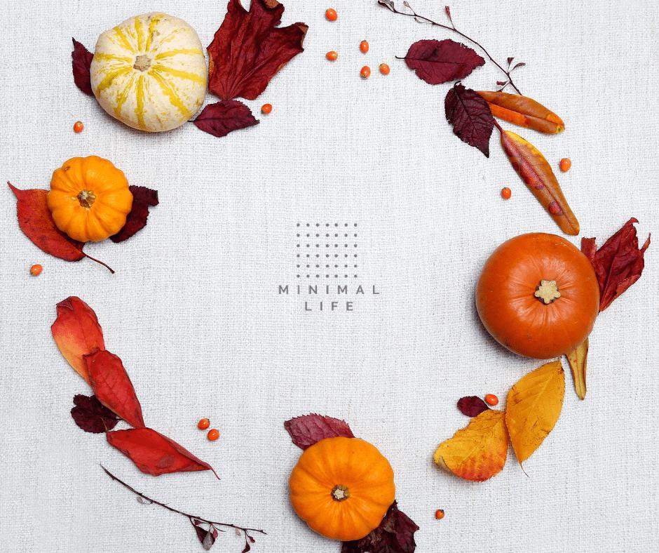 Minimalife jesień